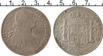 Изображение Монеты Мексика 8 реалов 1803 Серебро XF