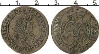 Изображение Монеты Германия Оттинген 4 крейцера 1676 Серебро VF