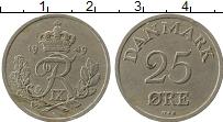 Изображение Монеты Дания 1 эре 1949 Медно-никель XF