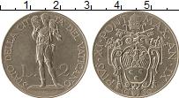 Изображение Монеты Ватикан 2 лиры 1930 Медно-никель UNC-