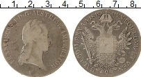 Изображение Монеты Австрия 1 талер 1818 Серебро VF