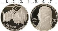 Изображение Монеты США 1 доллар 2005 Серебро Proof- 250 лет со дня рожде