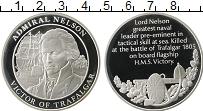 Изображение Монеты Великобритания Медаль 0 Серебро Proof-