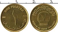 Продать Монеты Судан 1 пиастр 2006