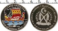 Продать Монеты Сахара 1000 песет 1997 Серебро