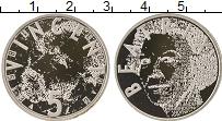 Изображение Монеты Нидерланды 5 евро 2003 Серебро Proof- Беатрикс