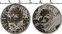 Изображение Монеты Нидерланды 5 евро 2003 Серебро Proof- Винсент Ван Гог Беат