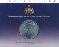 Изображение Подарочные монеты Олдерни 5 фунтов 2010 Медно-никель UNC Монета номиналом 5 ф