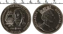 Изображение Монеты Гибралтар 28 экю 1995 Медно-никель UNC