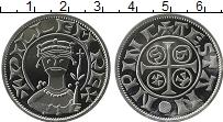 Изображение Монеты Великобритания Монетовидный жетон 0 Серебро Proof- Король