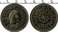 Изображение Монеты Великобритания Монетовидный жетон 0 Позолота Proof-