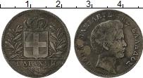 Изображение Монеты Греция 1 драхма 1833 Серебро XF-