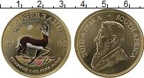 Изображение Монеты ЮАР 1 крюгерранд 2005 Золото UNC