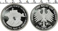 Изображение Монеты Германия Медаль 1992 Серебро Proof