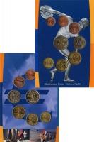 Изображение Подарочные монеты Греция Олимпийские игры-2004 в Афинах 2004  UNC