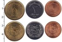 Изображение Наборы монет Афганистан Афганистан 1383 2002  UNC