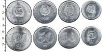 Изображение Наборы монет Северная Корея Северная Корея 2005 2005 Алюминий UNC