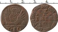 Продать Монеты Венеция 10 торнеси 1615 Медь