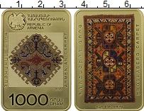 Продать Монеты Армения 1000 драм 2018 Серебро