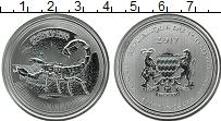 Продать Монеты Чад 500 франков 2017 Серебро
