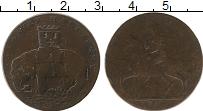 Изображение Монеты Европа Великобритания токен 1793 Медь VF