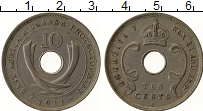 Продать Монеты Восточная Африка 10 центов 1907 Медно-никель