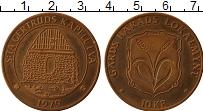 Изображение Монеты Швеция 10 крон 1979 Бронза UNC- Городские деньги