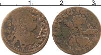 Изображение Монеты Польша 1 боратинка 0 Медь VF