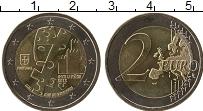 Изображение Монеты Португалия 2 евро 2012 Биметалл UNC