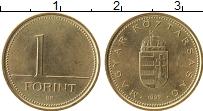 Изображение Монеты Венгрия 1 форинт 1995 Латунь UNC-