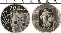 Изображение Монеты Франция 10 евро 2011 Серебро Proof- Сеятельница