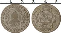 Продать Монеты Вюрцбург 10 крейцеров 1765 Серебро