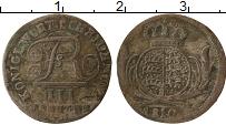 Изображение Монеты Вюртемберг 3 крейцера 1810 Серебро VF+
