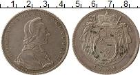 Изображение Монеты Зальцбург 1 талер 1785 Серебро XF