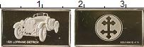 Изображение Монеты США Жетон Автомобиль 0 Серебро Proof- Автомобиль LORRAINE-