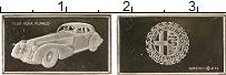 Изображение Монеты США Жетон Автомобиль 0 Серебро Proof-