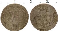 Изображение Монеты Вюртемберг 3 крейцера 1810 Серебро VF