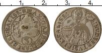 Изображение Монеты Зальцбург 3 крейцера 1683 Серебро VF