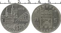 Изображение Монеты Нидерланды 5 флоринов 2000 Медно-никель UNC