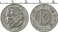 Продать Монеты Германия : Нотгельды 10 пфеннигов 1920 Цинк