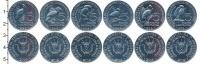Изображение Наборы монет Бурунди Бурунди 2014 2014 Алюминий UNC-
