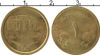 Продать Монеты Судан 1 фунт 1987 Бронза