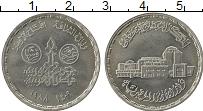Изображение Монеты Египет 20 пиастров 1988 Медно-никель XF Оперный театр в Каир