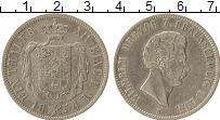 Изображение Монеты Брауншвайг-Вольфенбюттель 1 талер 1854 Серебро XF