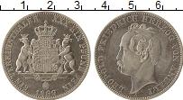 Продать Монеты Анхальт 1 талер 1869 Серебро