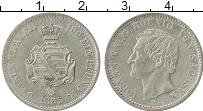 Изображение Монеты Саксония 1/6 талера 1865 Серебро XF