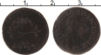 Изображение Монеты Неаполь 3 кавалли 1792 Медь VF Фердинанд IV