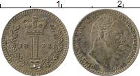 Изображение Монеты Великобритания 1 пенни 1832 Серебро UNC-