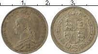 Изображение Монеты Великобритания 1 шиллинг 1887 Серебро XF Виктория