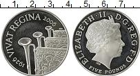 Изображение Монеты Великобритания 5 фунтов 2006 Серебро Proof-
